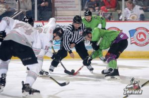 Adirondack Thunder Marvel Super Hero Night 19